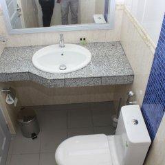 Отель Batuta Maldives Surf View Guest House Мале ванная