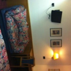 Hotel Meida Долина Валь-ди-Фасса сейф в номере