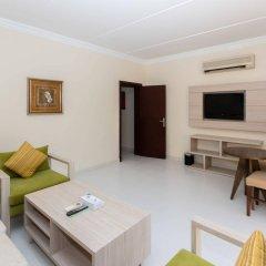 Отель Beach Resort by Bin Majid Hotels & Resorts комната для гостей фото 2