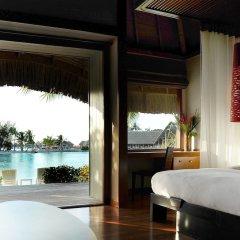 Отель Le Meridien Bora Bora комната для гостей фото 5