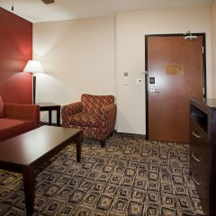 Holiday Inn Hotel & Suites Salt Lake City-Airport West удобства в номере фото 2