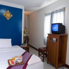 Отель Sawasdee Bangkok Inn в номере фото 2