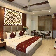 Отель Sita International Индия, Нью-Дели - отзывы, цены и фото номеров - забронировать отель Sita International онлайн комната для гостей фото 3