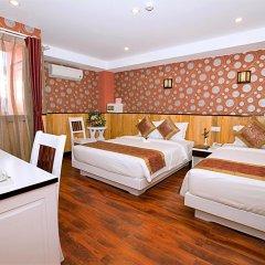 Отель Golden Rain 2 Нячанг комната для гостей фото 4