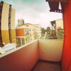 Отель Chilling Home балкон
