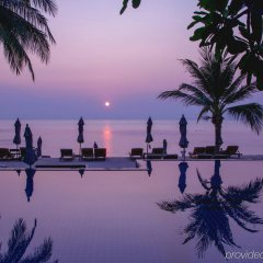 Отель InterContinental Samui Baan Taling Ngam Resort бассейн фото 2