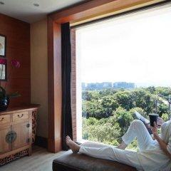 Отель InterContinental Shenzhen Китай, Шэньчжэнь - отзывы, цены и фото номеров - забронировать отель InterContinental Shenzhen онлайн в номере