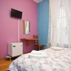Гостиница Итальянские комнаты Пио на канале Грибоедова 35 Стандартный номер с двуспальной кроватью фото 16