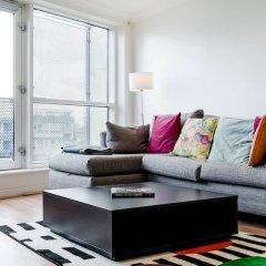 Отель 2 Bedroom Flat in Shoreditch Великобритания, Лондон - отзывы, цены и фото номеров - забронировать отель 2 Bedroom Flat in Shoreditch онлайн комната для гостей фото 5