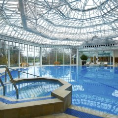 Hilton Birmingham Metropole Hotel бассейн фото 2