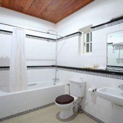 Отель The Sanctuary at Tissawewa Шри-Ланка, Анурадхапура - отзывы, цены и фото номеров - забронировать отель The Sanctuary at Tissawewa онлайн ванная фото 2