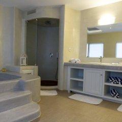 Отель Celestia Grand Греция, Остров Санторини - отзывы, цены и фото номеров - забронировать отель Celestia Grand онлайн ванная фото 2