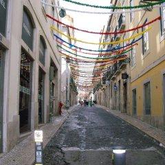 Отель Residencial Camoes Португалия, Лиссабон - отзывы, цены и фото номеров - забронировать отель Residencial Camoes онлайн фото 2