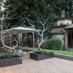 Отель Starhotels Echo Италия, Милан - 1 отзыв об отеле, цены и фото номеров - забронировать отель Starhotels Echo онлайн фото 2