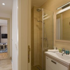 Отель Spaska Черногория, Будва - отзывы, цены и фото номеров - забронировать отель Spaska онлайн ванная