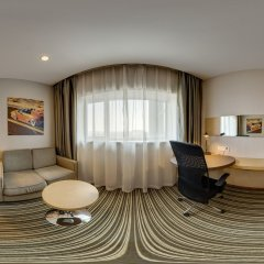Отель Holiday Inn Express Shanghai New Hongqiao интерьер отеля фото 2