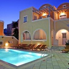 Отель Sellada Apartments Греция, Остров Санторини - отзывы, цены и фото номеров - забронировать отель Sellada Apartments онлайн бассейн