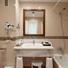 Отель Fuerte Conil-Resort Испания, Кониль-де-ла-Фронтера - отзывы, цены и фото номеров - забронировать отель Fuerte Conil-Resort онлайн ванная