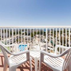 Отель Globales Condes de Alcudia балкон