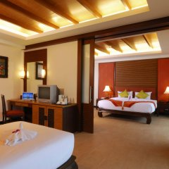 Отель Nipa Resort комната для гостей