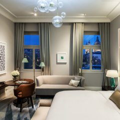 Отель Ritz Carlton Budapest Будапешт комната для гостей фото 3
