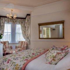 Отель Tasburgh House комната для гостей