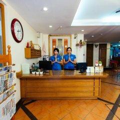 Thipurai Beach Hotel Annex интерьер отеля фото 3