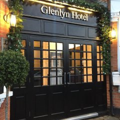 Отель Glenlyn Apartments Великобритания, Лондон - отзывы, цены и фото номеров - забронировать отель Glenlyn Apartments онлайн вид на фасад фото 5