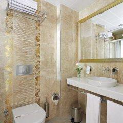 Emre Beach Hotel Турция, Мармарис - отзывы, цены и фото номеров - забронировать отель Emre Beach Hotel онлайн ванная