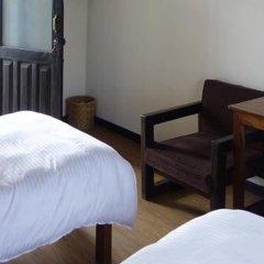 Отель Tushita Inn Непал, Катманду - отзывы, цены и фото номеров - забронировать отель Tushita Inn онлайн комната для гостей фото 3