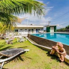 Отель Chalong Hill Tropical Garden Homes Пхукет бассейн фото 2
