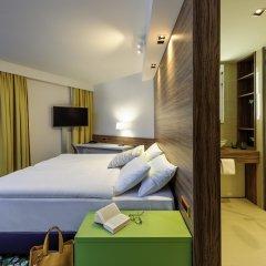 Отель Ibis Styles Wien City Вена комната для гостей фото 2