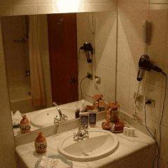 Отель Silk Road Hotel Иордания, Вади-Муса - отзывы, цены и фото номеров - забронировать отель Silk Road Hotel онлайн ванная
