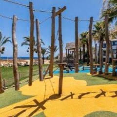 Отель Family Life Nausicaa Beach пляж фото 2