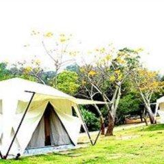 Отель Khao Kheaw es-ta-te Camping Resort & Safari бассейн