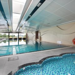 Отель Swiss Grand Xiamen бассейн