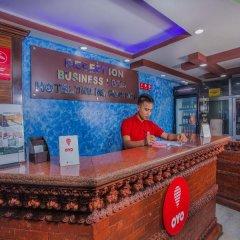 Отель OYO 208 Mount Gurkha Palace Непал, Катманду - отзывы, цены и фото номеров - забронировать отель OYO 208 Mount Gurkha Palace онлайн интерьер отеля фото 2
