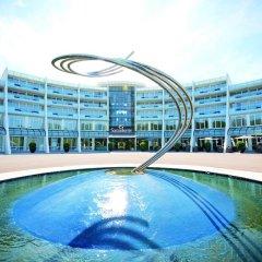 Отель Sanadome Hotel & Spa Nijmegen Нидерланды, Неймеген - отзывы, цены и фото номеров - забронировать отель Sanadome Hotel & Spa Nijmegen онлайн бассейн фото 3