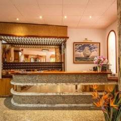 Отель San Juan Park Испания, Льорет-де-Мар - 1 отзыв об отеле, цены и фото номеров - забронировать отель San Juan Park онлайн интерьер отеля фото 2