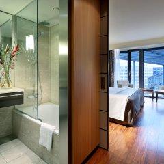 Отель Eurostars Berlin Германия, Берлин - 8 отзывов об отеле, цены и фото номеров - забронировать отель Eurostars Berlin онлайн ванная фото 2