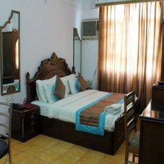 Отель Maurya Heritage комната для гостей