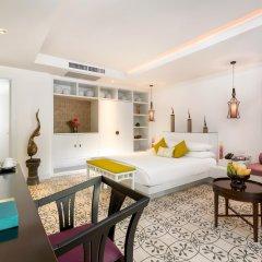 Отель Manathai Surin Phuket 4* Стандартный номер разные типы кроватей фото 2