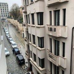 Отель Mayer Sahkulu Suites Стамбул балкон