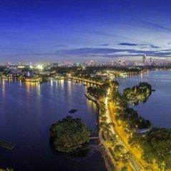 Отель Hanoi Garden Hotel Вьетнам, Ханой - отзывы, цены и фото номеров - забронировать отель Hanoi Garden Hotel онлайн приотельная территория фото 2
