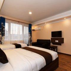 Отель Ruza Nepal Непал, Катманду - отзывы, цены и фото номеров - забронировать отель Ruza Nepal онлайн комната для гостей фото 4