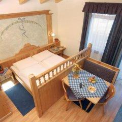 Отель Residence Pizzeria Priska Рачинес-Ратскингс комната для гостей
