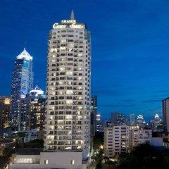 Отель Grande Centre Point Hotel Ploenchit Таиланд, Бангкок - 3 отзыва об отеле, цены и фото номеров - забронировать отель Grande Centre Point Hotel Ploenchit онлайн балкон