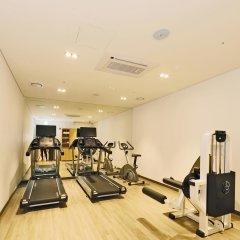 Отель Ramada Encore Seoul Magok фитнесс-зал фото 4