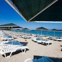 Отель Larissa Garden Beldibi - All Inclusive пляж фото 2