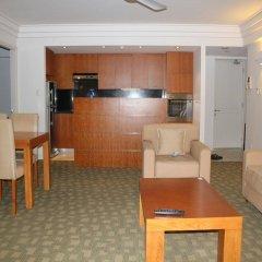 Апартаменты Saigon Apartments Хошимин в номере